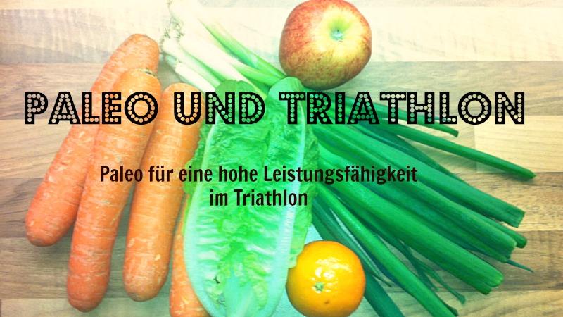 Paleo und Triathlon