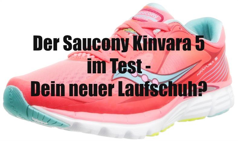 saucony kinvara 5 im test